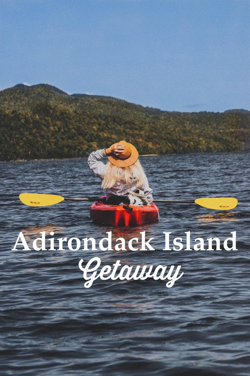 Adirondack Island Getaway