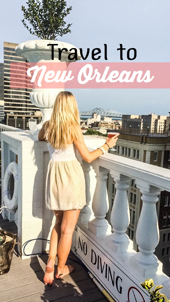 Travel to NewOrleans
