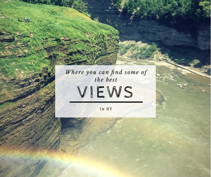 Where you can find some of the best views in NY